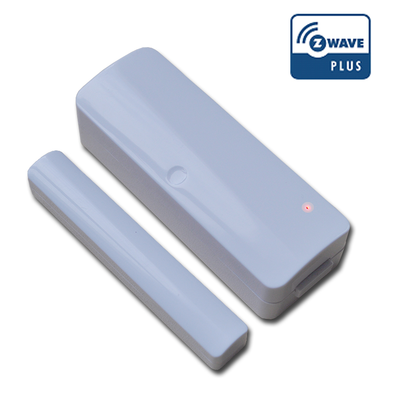 Z-wave Wireless Door/Window Sensor 868.42MHz Wire Lengthen Randomly Magnetic Switch Home Alarm System 868.42MHz for EU 10pcs lot normally closed wired door window sensor 330mm wire lengthen randomly magnetic switch home alarm system n c type