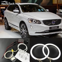 HochiTech Ccfl Angel Eyes Kit White 6000k Ccfl Halo Rings Headlight For Volvo Volvo XC60 With