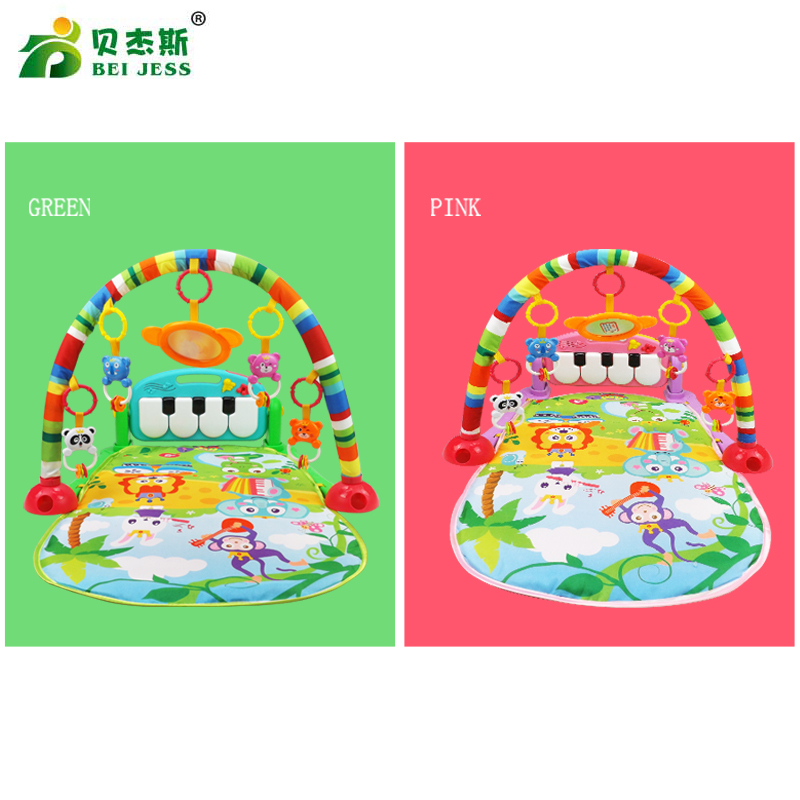 BEI-JESS-Baby-Carpet-3-in-1-Multifunctional-Piano-Develop-Crawling-Musical-Play-Mat-Child-Education-Racks-Toy-3