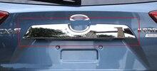 for 2012-2016 Mazda cx-5 cx5 rearguards trunk rear tail box trim strip cover sticker auto parts