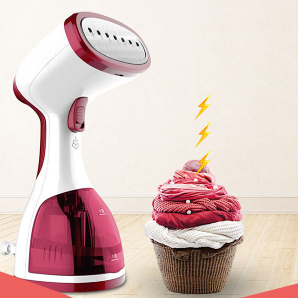 Handheld Fabric Steamer Powerful Garment Steamer For Home Travelling Portable Steam Iron 260ml New Fast-Heat 1300W