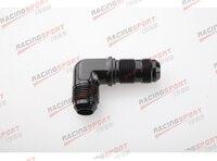 EINE 10 (AN10 AN10) 90 GRAD Schott Fitting schwarz adapter-in Block & Teile aus Kraftfahrzeuge und Motorräder bei