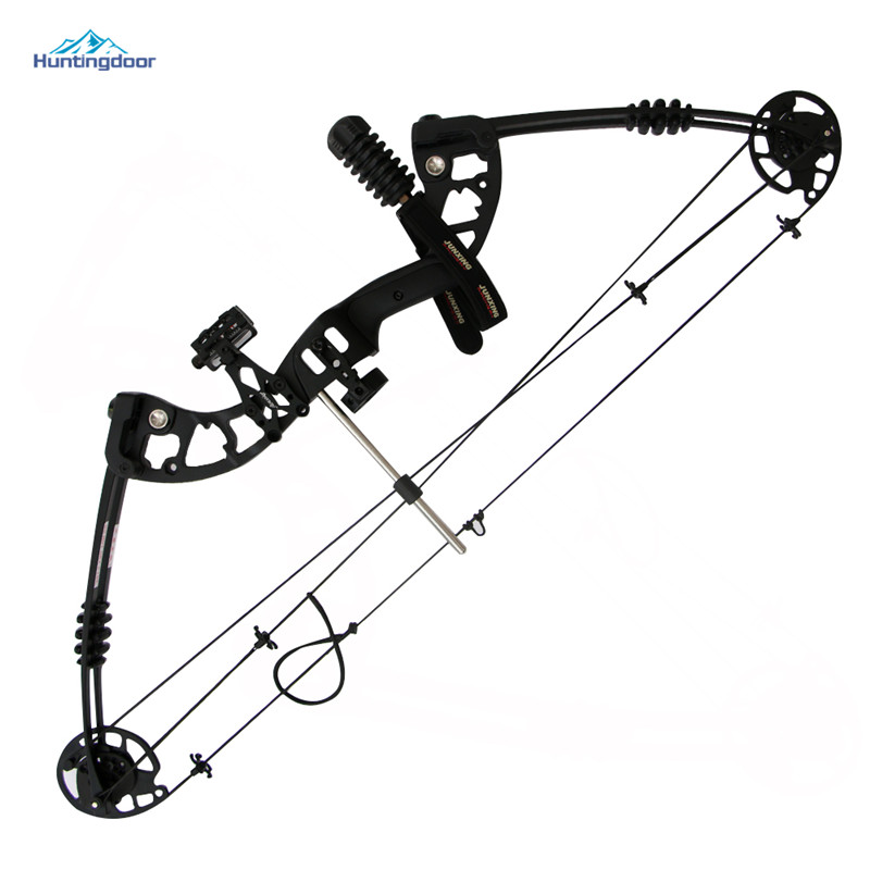 Quality archery hunting compound bow 30 60lbs 70 let off for Compound bow fishing
