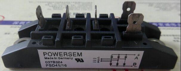 PSD41/16  POWER MODULE  IGBT   - FREESHIPPING