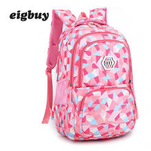 Girl School Bag Waterproof Light Weight Girls Backpack Bags Printing Backpack Child Backpacks For Adolescent Girl Mochila backpack for girls 3 pieces school bags mochilas escolares infantis backpacks for adolescent girl butterfly children s backpacks