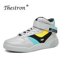 Sport Shoes Men Basketball Plus Size Boys Comfortable Designer Sneakers 2019 Mens for