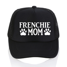 fashion infinity love Frenchie mom hat charm FRENCHIE summer print letter cap Hot Selling Baseball Mesh trucker caps