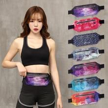 25PCS / LOT Fashion 3D Print Unisex High Quality Travel Bag Women Waist Bag Belt Purse Men Waist Packs Mobile Bag