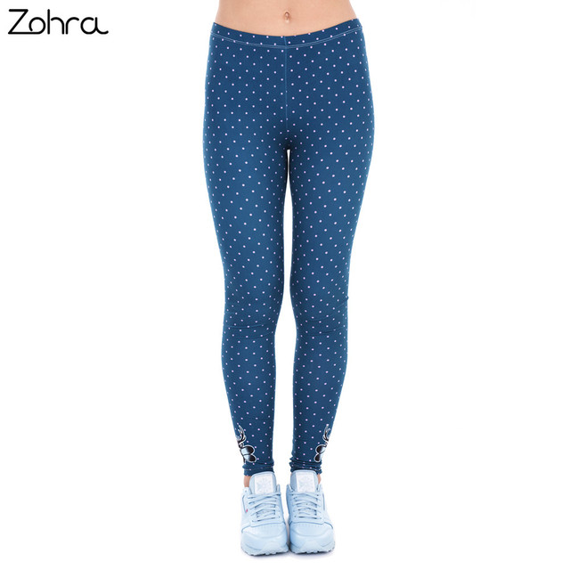 Women Legging High Waist Legins Elastic Silm Fit Women Pants Leggings