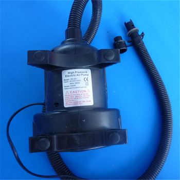 High Pressure Electric Air Pump for Bubble Balls, Soccer Bubbles, Inflatable Toys Water Parr Toys