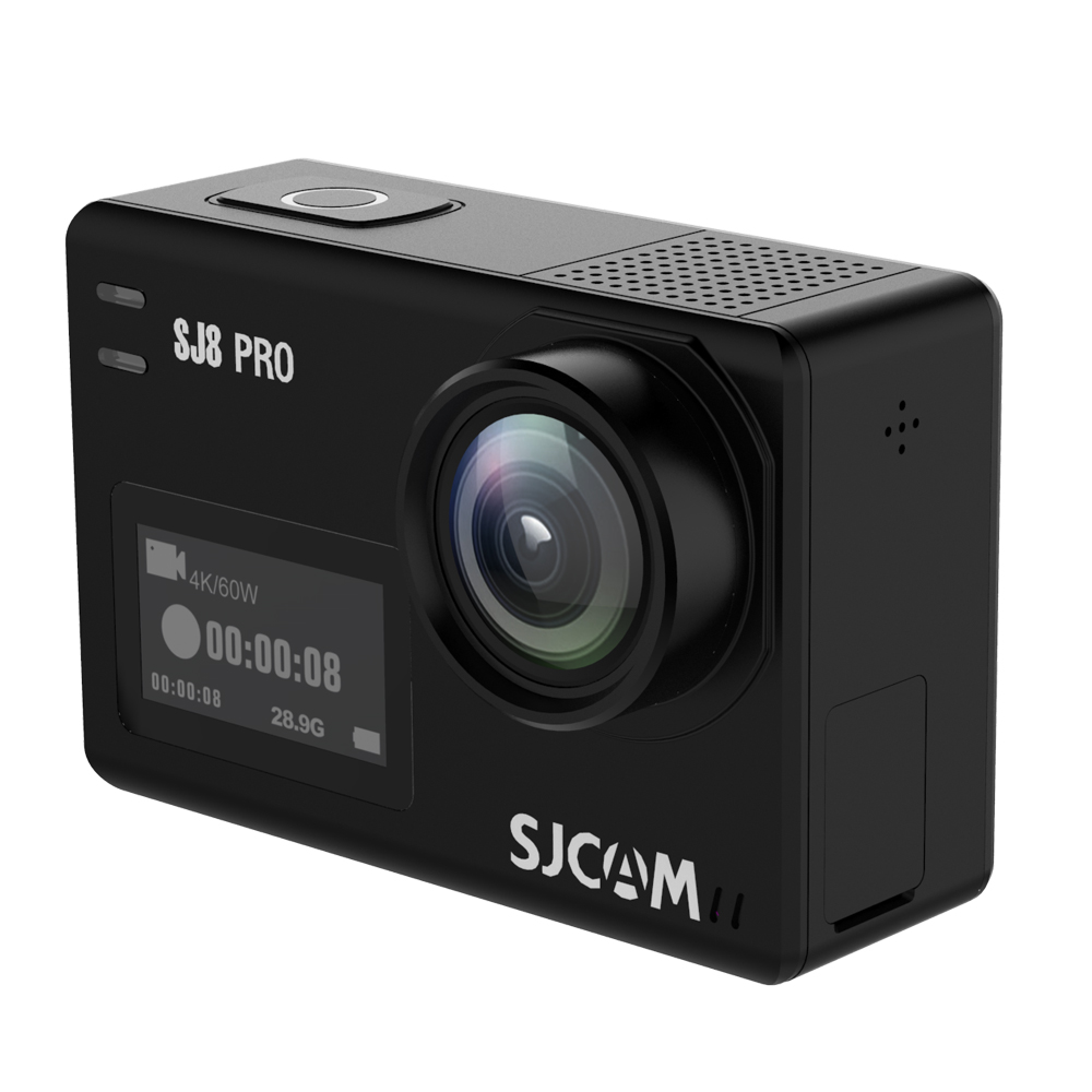 Image 4 - Original SJCAM SJ8 Series SJ8 Air & SJ8 Plus & SJ8 Pro 1290P 4K 60fps Action Camera WIFI Remote Control Waterproof Sports DV-in Sports & Action Video Camera from Consumer Electronics