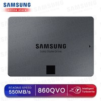 SAMSUNG MZ 76Q1T0BW 860 QVO 1TB 2TB 4TB SSD Solid State Hard Disk Laptop SSD Solid State Disk 1T