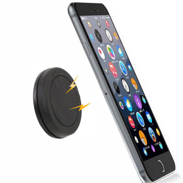 Universal Magnetic Car Phone Holder For iphone 8 7 plus Magnet Car Mount Holder for iPhone Samsung Xiaomi redmi 4x Smart Phone