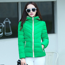 цены Winter Jacket Women Hooded Parka Short Parka Mujer Slim Women Jackets Spring Autumn Plus Size Woman Winter Coats And Jackets