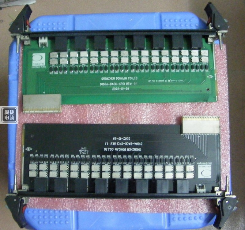 DONJIN-D160A-BACK-CPCI Rear Interface Board DONJIN-RIO160R11 1.1