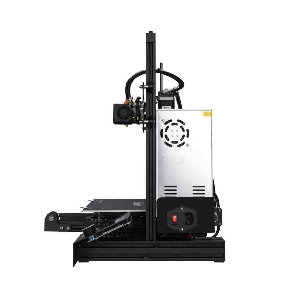 رائجة البيع Ender-3 لتقوم بها بنفسك عدة طابعة ثلاثية الأبعاد كبيرة الحجم I3 صغيرة أندر 3/Ender-3X طابعة ثلاثية الأبعاد استمرار طباعة قوة Creality ثلاثية الأبعاد