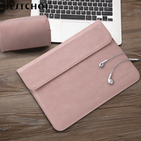 BESTCHOI Laptop Sleeve Bag For Macbook Pro Air 11 13 15 Case Women Men Waterproof Laptop