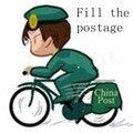 Encha a diferença postal/preço