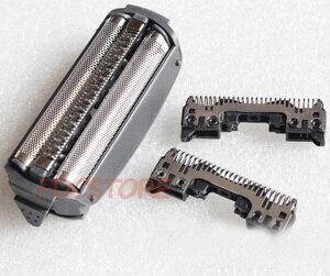 Image 1 - 2X Cutter Blade head & 1X Foil Cho Cho Panasonic ES9085 ES9064 ES6002 ES RL21 ES RT30 ES RT40 ES RL40 ES RT50 ES RT60 ES RT81