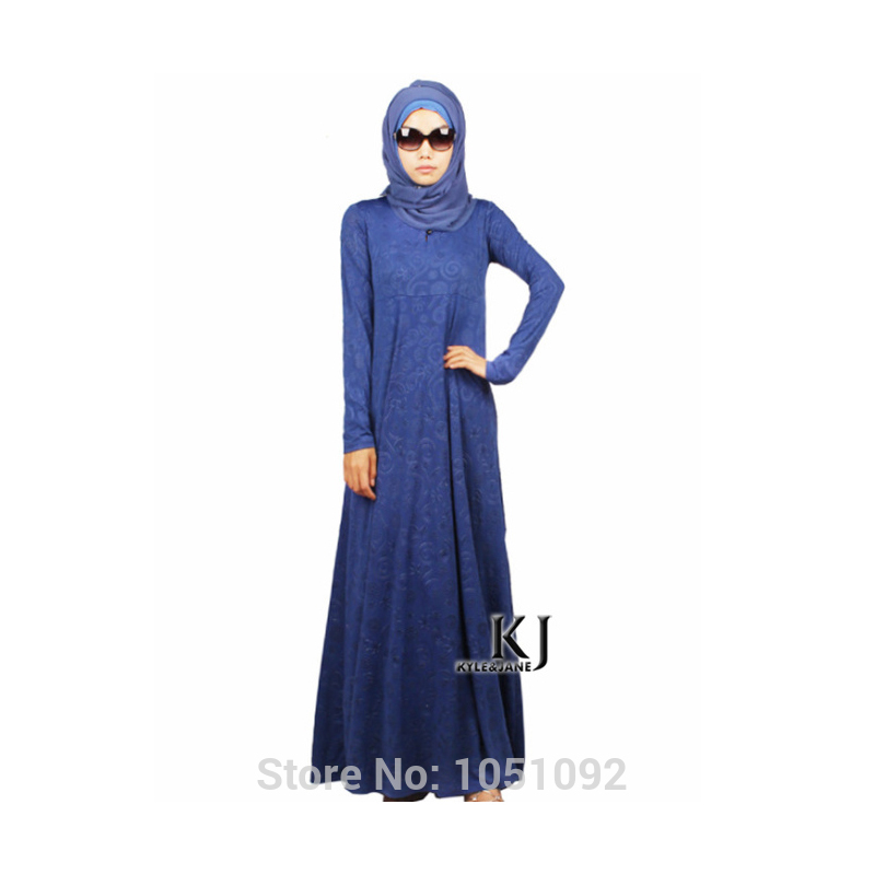 Novelty & Special Use Muslim Prayer Dress Long Sleeve Islamic Clothing For Women Abaya Crystal Linen Fabric Embossing Robe Hijab Kj1505011 To Have Both The Quality Of Tenacity And Hardness