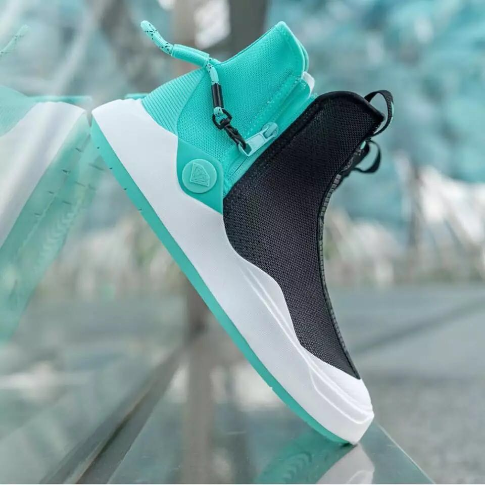 47610cd401 PUMA Diamond Supply x Abyss Knit Sneakers Men And Women Shoes 365655 ...