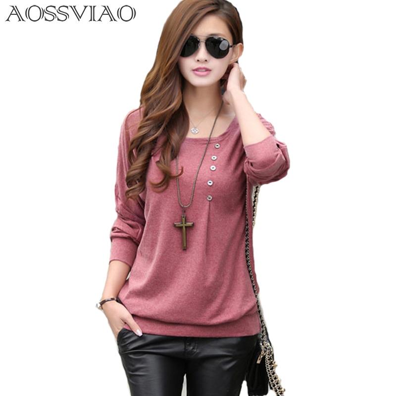 fe8f17f5fd428 2018 tee shirt femme fashion O-neck tshirt women casual loose bat sleeve  cotton T-shirt ...