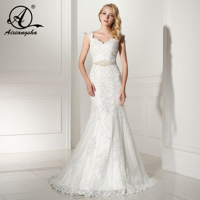 Mermaid Sweetheart Neck Wedding Gowns Bridal Wedding Dress Bride font b Vestido b font de noiva
