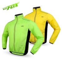 Tour De France Full Sleeve Polyster Cycling Sports Bike Jacket Rain Coat Breathable Windproof Waterproof Riding