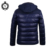 Marca de alta Qualidade Homens Jaqueta de Inverno Casaco Espessamento de Algodão-Acolchoado Jaqueta Masculina 2016 Moda Outwear Roupas Quentes Plus Size casaco