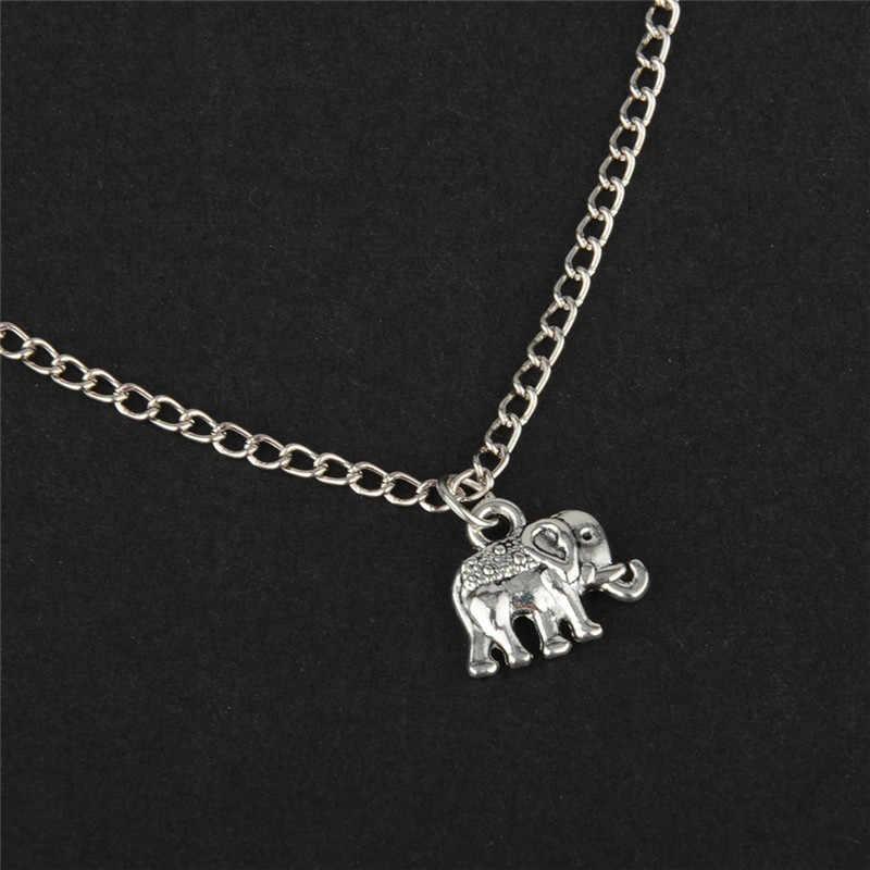 2019 модные ювелирные изделия браслет для ног женские браслеты для щиколотки винтажные богемные слон подвесные ножные браслеты для женщин браслет на ногу аксессуары