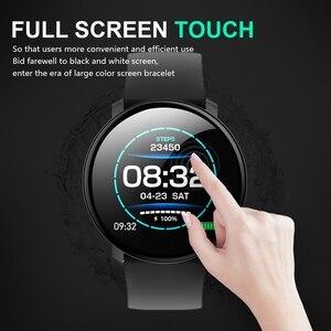 Image 5 - Multifunctionele Smart Horloge M31 Full Screen Druk Ip67 Waterdichte Meerdere Sporten Modus Diy Smart Horloge Gezicht Voor Android & Ios