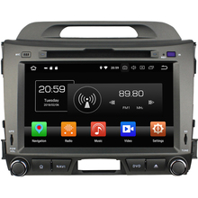 Android 8.0 4 GB RAM 32 GB ROM octa Core SWC BT Car DVD Player Radios estéreo para kia sportage R 2010 2011 2012 2013 2014 2015