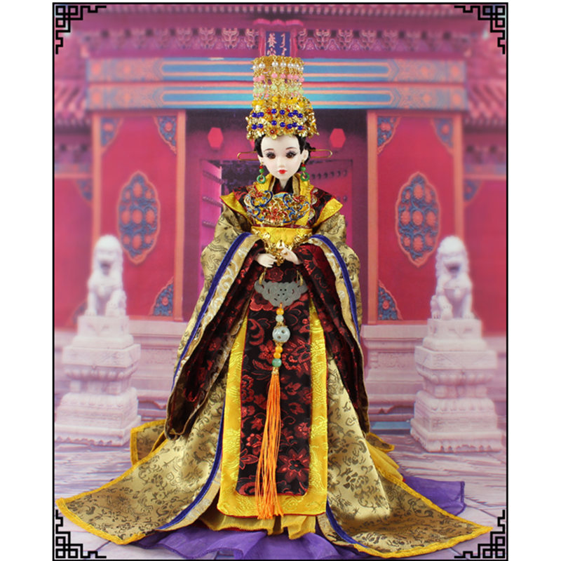ICY BLYTH BJD neo Fortune days Chinese style doll East Charm Empress Wu including clothes, stand and box 35cm Limited 1
