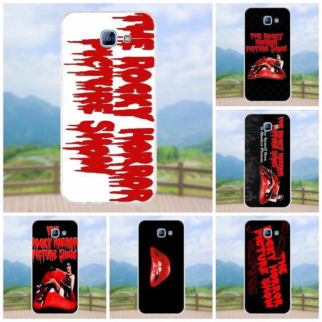 Vvcqod Tpu Cases Capa Cover Rocky Horror Wallpaper For Samsung