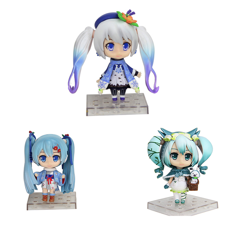 Hatsune Miku Q version,toys hobbies gundam pokemon cards lps toys figurine playmobil funko hidden blade farm animals wow yugioh