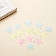 100pcs Luminous Wall Stickers