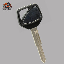 For HONDA CBR600RR F5 CB400 VTEC 1 2 3 4 th CB1300 Motorcycle keys rings Keys Embryo Uncut Keyring hornet 600 Moto Bike Parts
