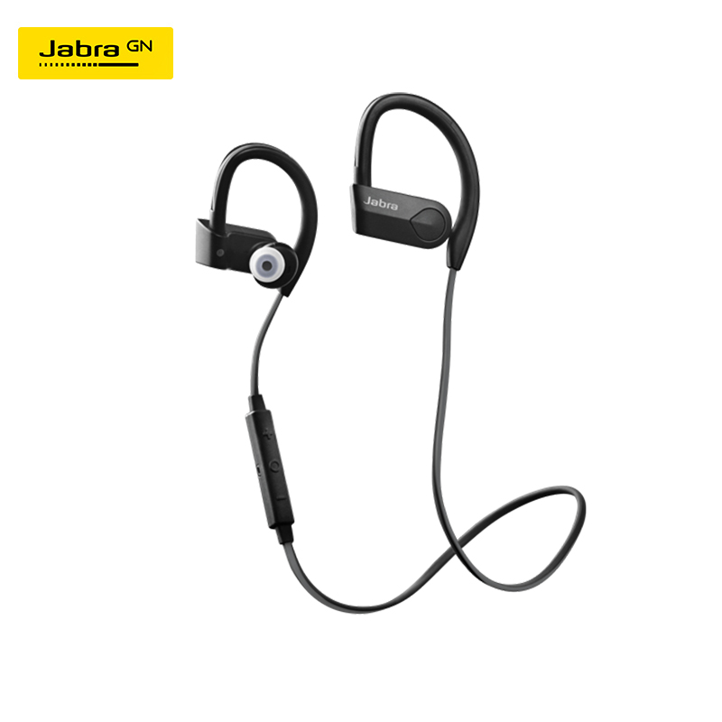 Headphones Jabra Consumer Sport Pace wireless bluetooth headphones wireless stereo headsets sport headphone colorful with mic support tf card handsfree calls for ios android