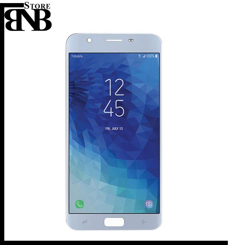 Original pour Samsung Galaxy J7 2018 J737 écran LCD écran tactile numériser l'assemblage J737 J737P écran LCD livraison gratuite