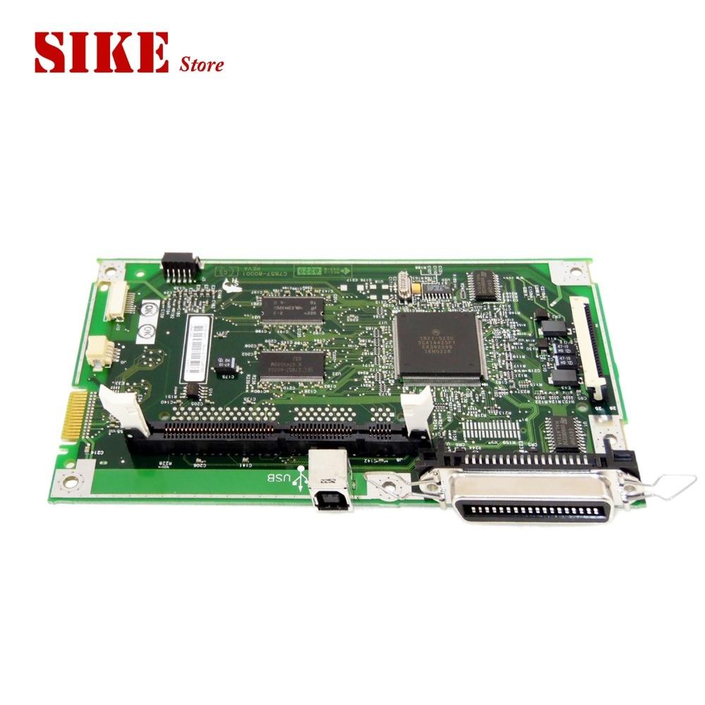 C7857-60001 Logic Main Board Use For HP LaserJet 1200 HP1200 Formatter Board Mainboard free shipping for laserjet pro 200 color mfp m276nw m276n m276 formatter main logic board cf224 60001 cf224 80101