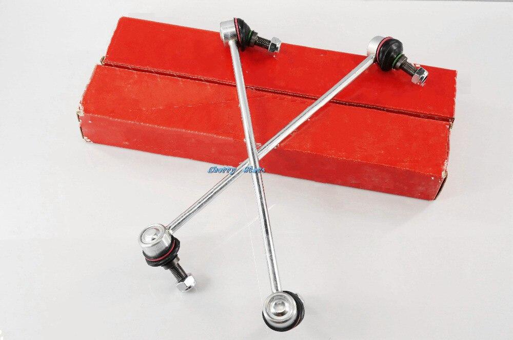 2Pcs Front Front Suspension Stabilizer Sway Bar Link 1K0 411 315 R For VW MK5 Golf