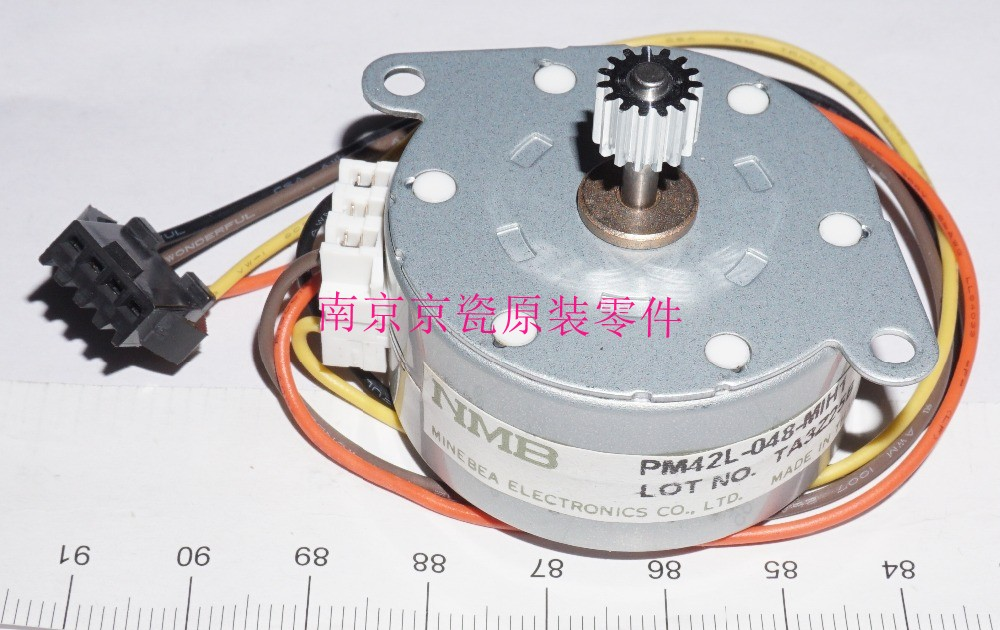 New Original Kyocera WNAA1010 STEPPING MOTOR FEED for:FS-C5016DN new original kyocera 2fb27110 motor feed for km 8030 6030 ta820 620