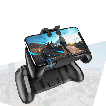 Mobile Phone Gaming Joystick Gamepads Handle Holder Game Trigger Fire Button Handle for L1R1 Shooter Controller AK21 Console screenshot