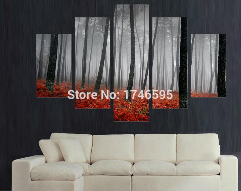 Online Get Cheap Grey Wall Pictures for Living Room -Aliexpress ...