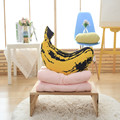 Creative simulation fruits pillow cushion quilt dual children's cartoon banana office nap pillow air conditioning was