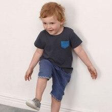 Children's T-shirts Baby Boys Cotton T-shirts Kids Boy Summer Style Jumper Top Shirts 2015 Boy Casual Top
