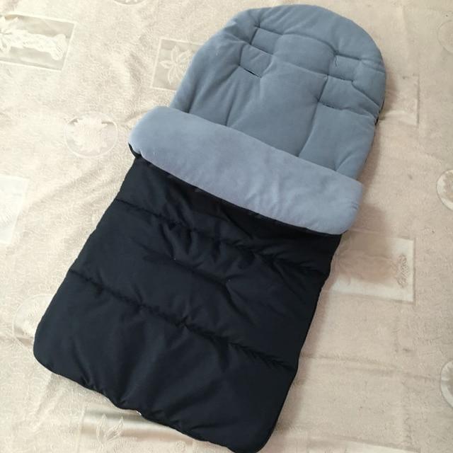 1pc/lot Winter Autumn Baby Infant Warm Sleeping Bag Baby Stroller Sleeping Bag Waterproof 2