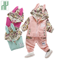 Toddler Girls Clothes Autumn Long Sleeve Print Boutique Kids Clothing Set Girls Christmas Outfits Children Clothing