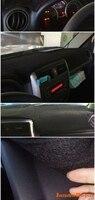 xukey, пригодный для фуршета 1998-2015 2016 suzuki jimny chevrolet джимми сьерра приборной панели крышки dashmat даш мат площадку козырек от солнца ковровые графитопластов