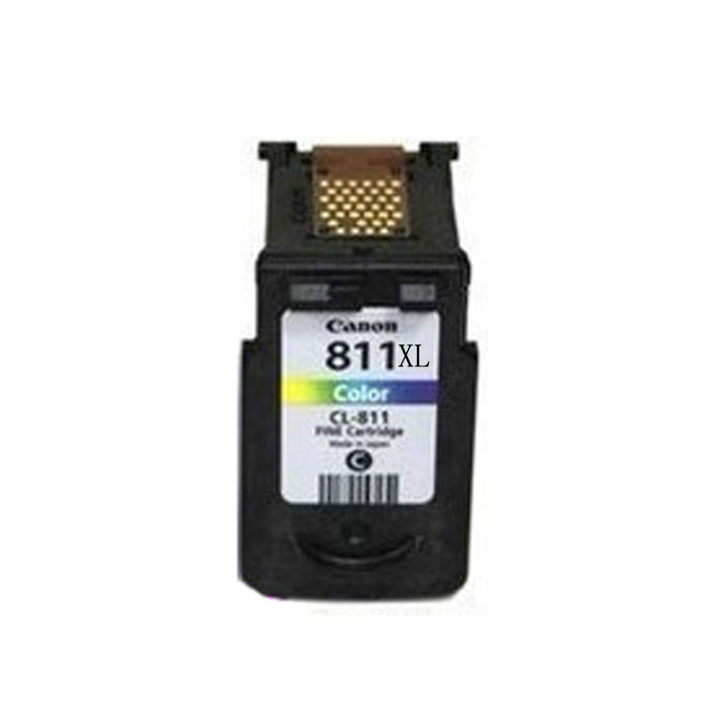 einkshop For Canon CL 811 CL 811 Ink Cartridge For Canon iP2770 MP237 MP245 MP258 MP268 MP276 MP287 MP486 MP496 MX338 MX347 in Ink Cartridges from Computer Office